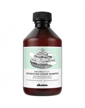 Davines NaturalTech Detoxifying Scrub Shampoo